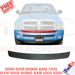 Bumper Molding Step Pad Trim For 2006 2008 Dodge Ram 1500 2006 2009 2500 3500
