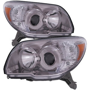 Headlights Capa Left Right Pair Fits 2006 2009 Toyota 4 Runner Sr5 W sport
