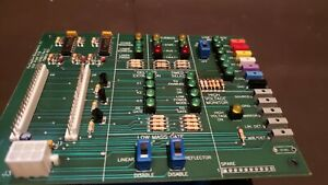 Perseptive Biosystems Test Point Pcb 107023 Rev 2 Tested