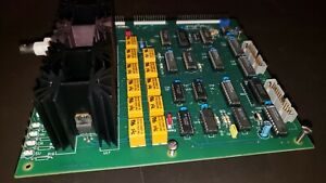 Vestec Bt Ii Control Board Perseptive Biosystems Tested With Screws