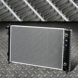 For 05 Chevy Equinox At Transmission Oe Style Aluminum Cooling Radiator Dpi 2764