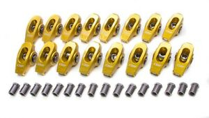 Fits Ford 351c 351m 400m 1 73 Gold Race Roller Rockers