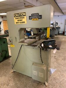 30 Kalamazoo Startrite 30 t 10 Vertical Band Saw