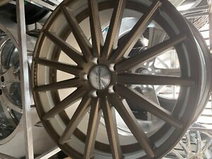Vossen Wheels 20 5x114 3