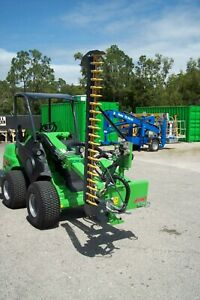Avant Hedge Trimmer hay Cutter Attachment 57 Cutting Width fits All Avants