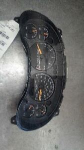 Speedometer Us With Tachometer Cluster Fits 98 99 S10 s15 sonoma 126k 7292171