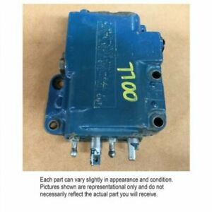 Used Dual Hydraulic Valve Ford 6600 4110 3000 4600 2600 2000 3600 4000 5000