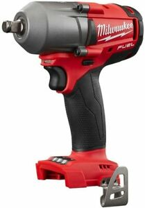 Milwaukee Electric Impact Wrench Tools Mid torque M18 Fuel 1 2 Mlw2861 20 new