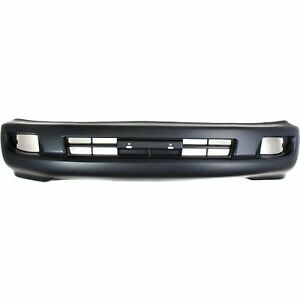 New Bumper Cover Primed Fits Toyota Land Cruiser 2003 2007 Front Side To1000267