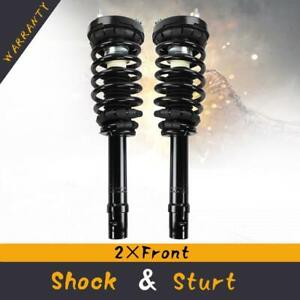 Front 2 For Hyundai Sonata 2006 10 Quick Struts Shocks W Coil Spring Assembly