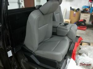Passenger Front Seat Manual Bucket And Bench Fits 17 Ford F350sd Pickup 1941392