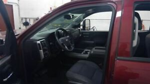Driver Front Seat Bucket And Bench Cloth Fits 14 18 Sierra 1500 Pickup 2042700