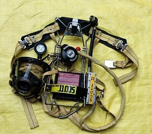 Scott Air pak 2 2 Scba Set
