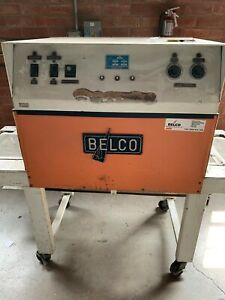 Belco Shrink Wrap Machine Model St 240 V Unknown If Operational 900 best Offer