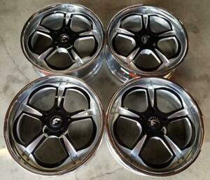 Forgiato Wheels Rims 22 Inch 5x150 38mm Lc200 Tundra Sequoia Lexus Lx570