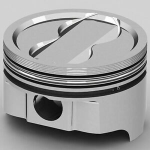 Kb Performance Pistons Ic9979 030 Chevy 350ci Fhr Forged Pistons Dish Top 4v