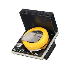Ds3231 Real Time Clock Module For Arduino 3 3v 5v With Battery For Raspberryigu