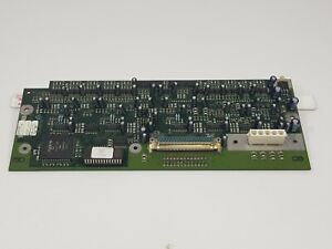 Oce Tds 800 Tds800 Printer Board Card Adapter From The Display Front Panel