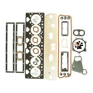 S 43180 Top Gasket Set 6 Cyl at6 354 4 Fits Perkins