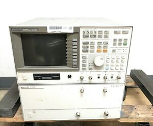 Hp 89410a Vector Signal Analyzer Dc 10mhz W 89431a Rf Section