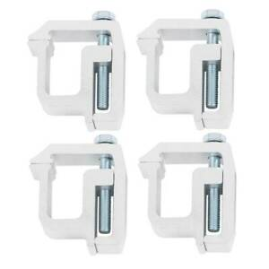 4 Tite Lok Truck Cap Topper Camper Shell Mounting Clamps Heavy Duty Tl 2002 Fits More Than One Vehicle