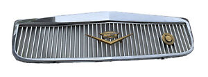 2000 2005 Cadillac Deville Dhs Dts E G Classic Vertical Bar Grill Vintage
