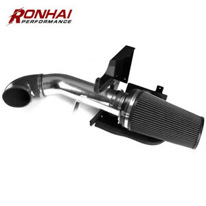 4 Cold Air Intake System Kit For 99 06 Gmc Chevy V8 4 8l 5 3l 6 0l Heat Shield