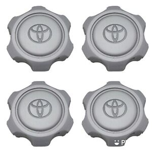 Toyota Center Caps Hubcaps 4runner Tacoma 1995 2002 69356 Set Of Four