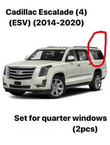 Car Window Sun Shade For Cadillac Escalade 4 esv 2014 2020 Suv