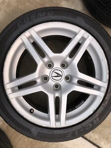 Acura Tl Stock Rims And Tires 235 45 17