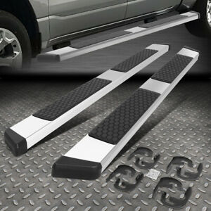 For 04 14 Ford F 150 super Extended Cab 5 5 Side Step Nerf Bar Running Board