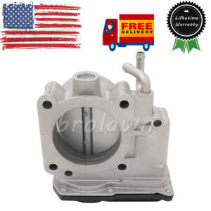 For Toyota Tacoma 4cyl 2 7l 2005 2014 Throttle Body 2203075020 337 61010 Tb 1118