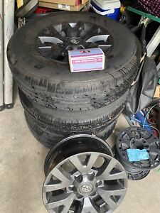 16 Toyota Tacoma Factory Oem Alloy Wheels Rims 75190 05 2020