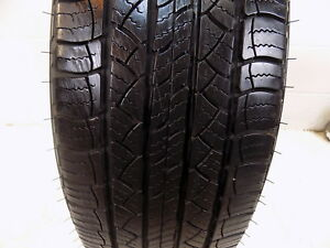 P235 65r18 Michelin Latitude Tour Used 235 65 18 106 T 8 32nds