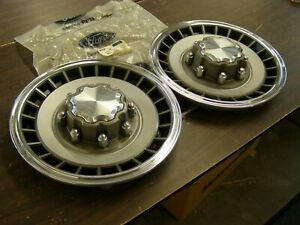 Nos Oem Ford 1987 1994 F250 F350 Truck Wheel Cover 1988 1989 1990 1991 1992 1993