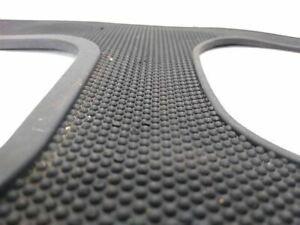 99 00 01 02 03 04 Land Rover Discovery Front Center Console Rubber Mat 85k