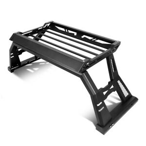 For 1999 2020 F 250 F 350 Super Duty Truck Roll Bar Top Luggage Carrier Basket
