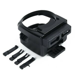 Universal Clip On Cup Holder For Cars Van Air Vent Holds Bottle Can Drink Cup