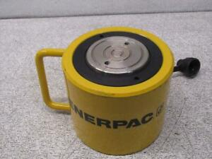 Enerpac Rcs1002 Hydraulic Cylinder 100 tons 2 1 4 Storke Steel Out Of Box