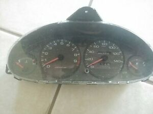 Usdm 94 01 Acura Integra Gsr Dc2 Cluster With 82k Miles On The Odometer