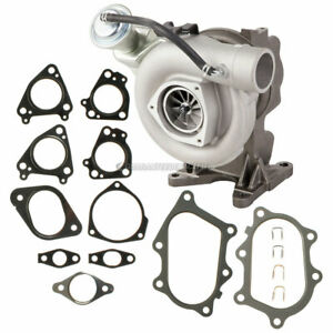 For Chevy Silverado Gmc Sierra Duramax Turbo Kit W Turbocharger Gaskets Dac