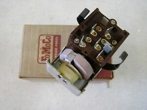 Nos Oem Ford 1962 1963 1964 Falcon Headlight Headlamp Switch Econoline Van