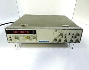 Hp Agilent 5328a Universal Counter Free Shipping