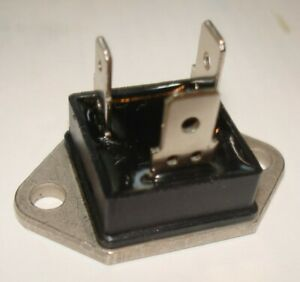 Motorola Mac625 8 Triac 600v 25 Amp 250 Quick Connect To 3 Isolated Mount
