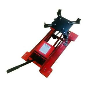 Transmission Jack Lift Car Truck 1 100 Pounds Capacity Low Profile