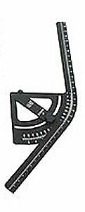 Mittler Brothers 2100 6 Bend Protractor