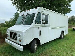 Chevrolet Box Food Truck V8 Step Van Pickup 1986 Trailers Cart