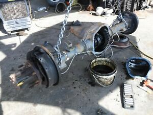 87 97 Ford F250 F350 Pickup 3 55 Ratio Posi Locking Full Floating Rear End Axle