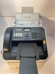Brother Intellifax Fax2840 High speed Laser Fax Machine Gently Used W manuals cd