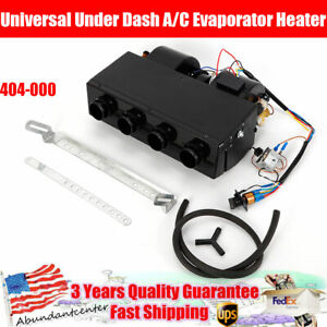 Universal Under Dash Integrated A C Evaporator Heater Beu 404 000 For Car Truck